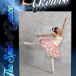 Dance Magazine Cover