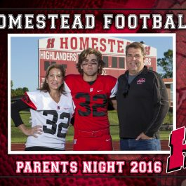 Parent Night Plq